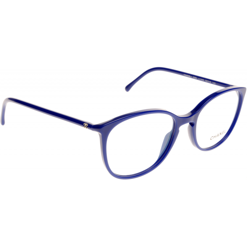 Chanel Eyeglass Frames For Less : Chanel CH3282 1445 52 Glasses - Shade Station