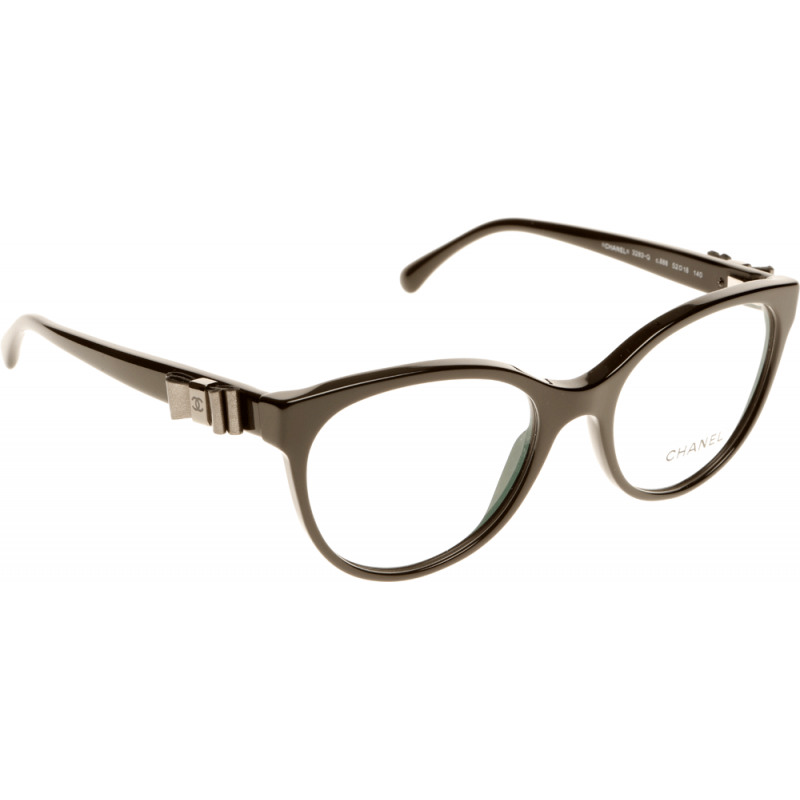 Chanel Eyeglass Frames For Less : Chanel CH3283Q C888 52 Glasses - Shade Station