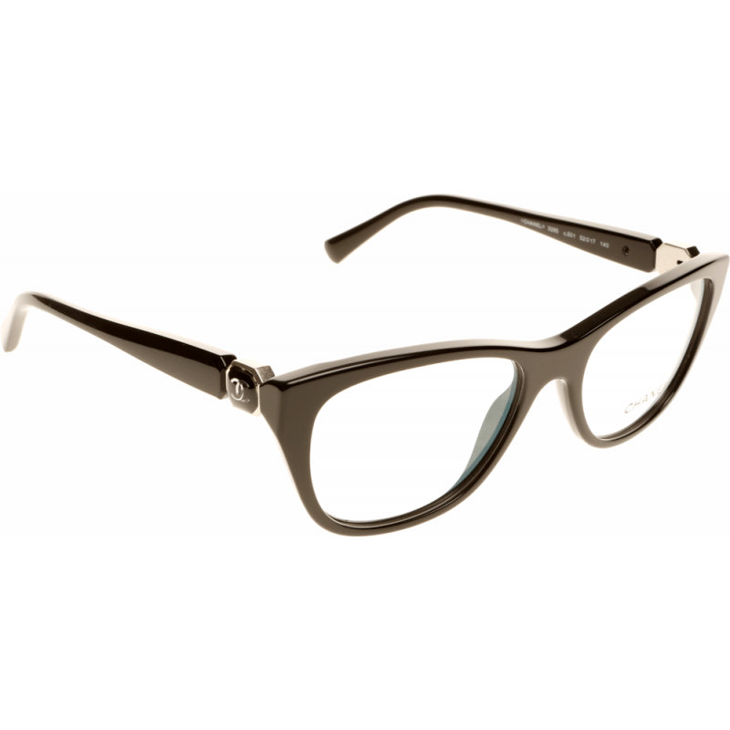 Chanel Prescription Eyeglass Frames : Chanel CH3285 C501 52 Glasses - Shade Station