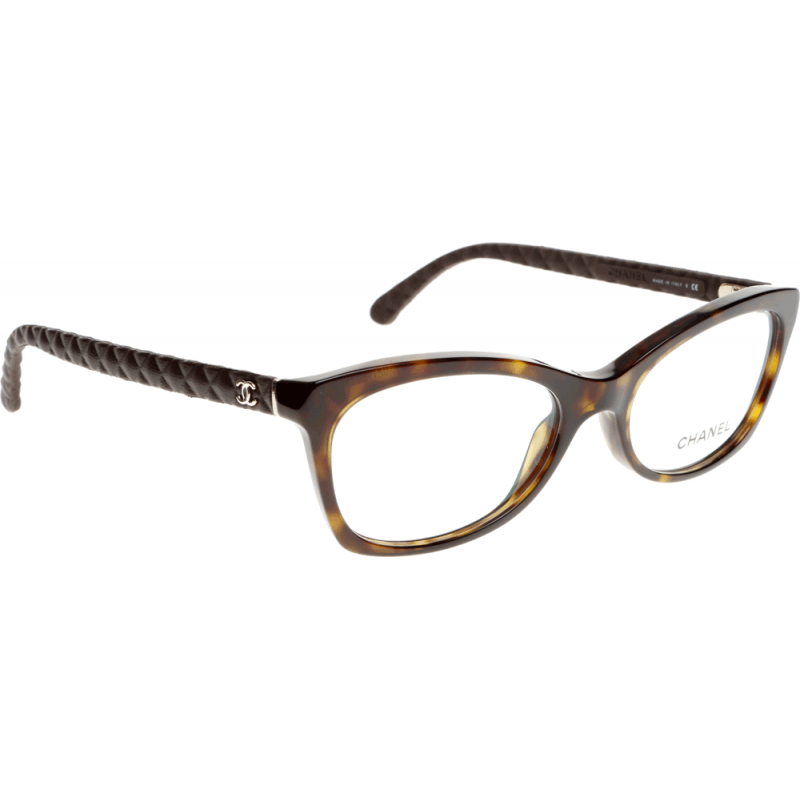 Chanel Prescription Glasses Frame : Chanel CH3287Q C714 52 Glasses - Shade Station