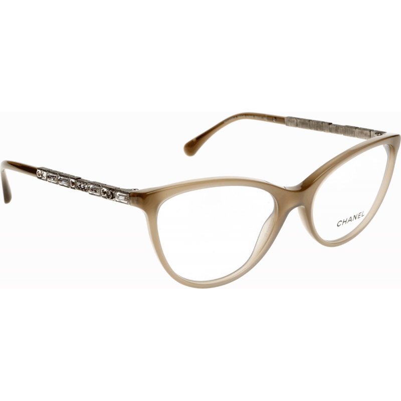 Chanel Eyeglass Frames For Less : Chanel CH3303B 1416 53 Glasses - Shade Station