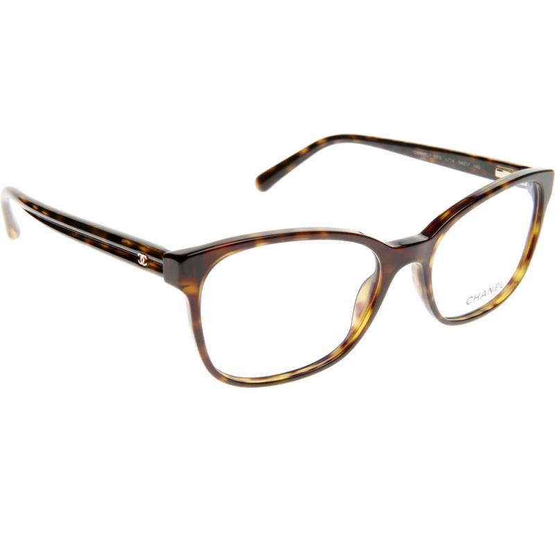 Chanel Eyeglass Frames For Less : Chanel CH3313 C714 54 Glasses - Shade Station