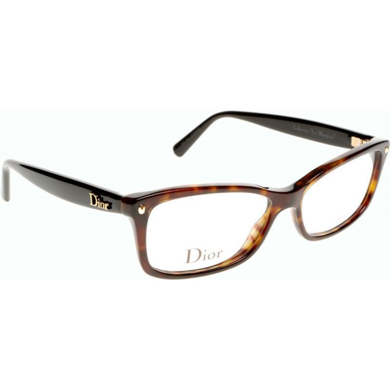 Dior Prescription Eyeglass Frames : Prescription Dior CD3232 TRD 52 Glasses