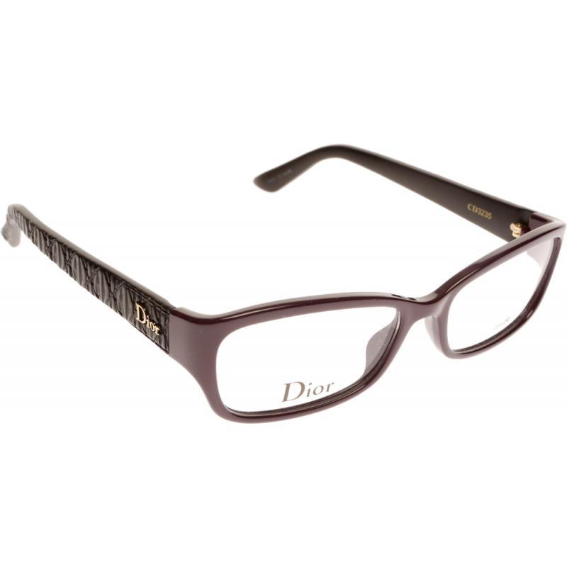 Dior Prescription Eyeglass Frames : Dior CD3235 KEW 5316 Glasses - Shade Station