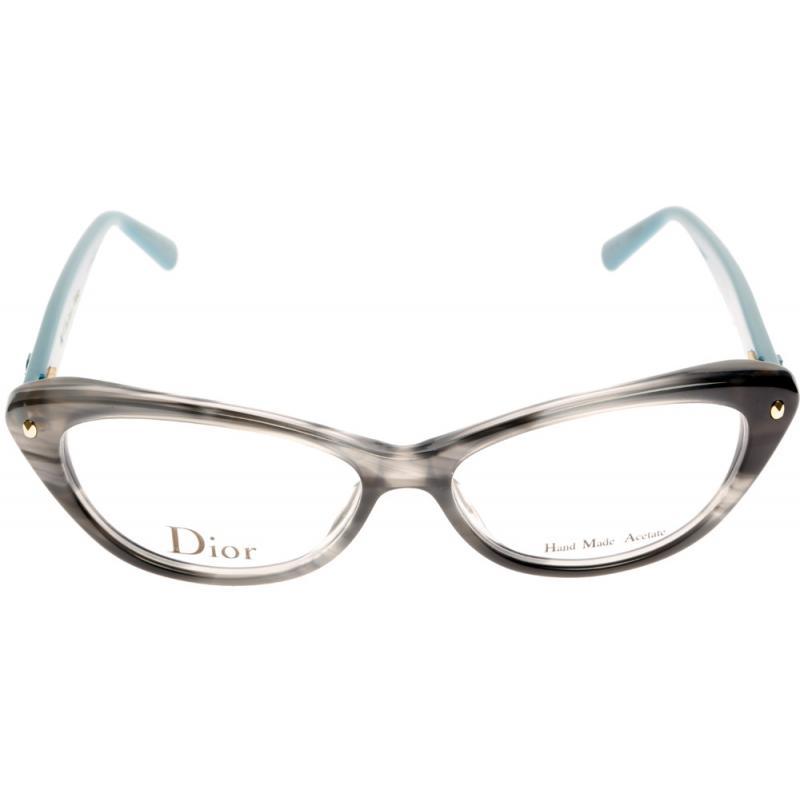 Dior Prescription Eyeglass Frames : Dior CD3239 KJP 5214 Glasses - Shade Station