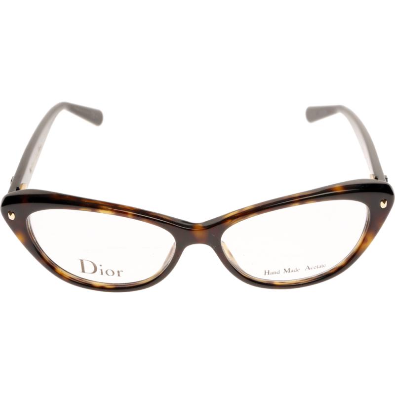 Dior Prescription Eyeglass Frames : Dior CD3239 TRD 52 Glasses - Shade Station