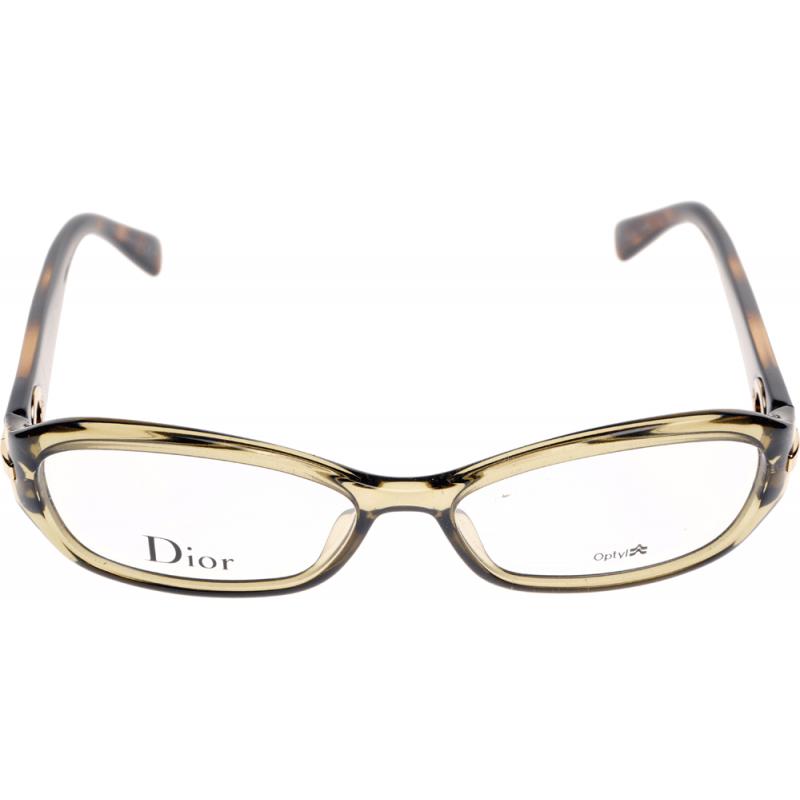 Dior Prescription Eyeglass Frames : Dior CD3247 53Z 53 Glasses - Shade Station