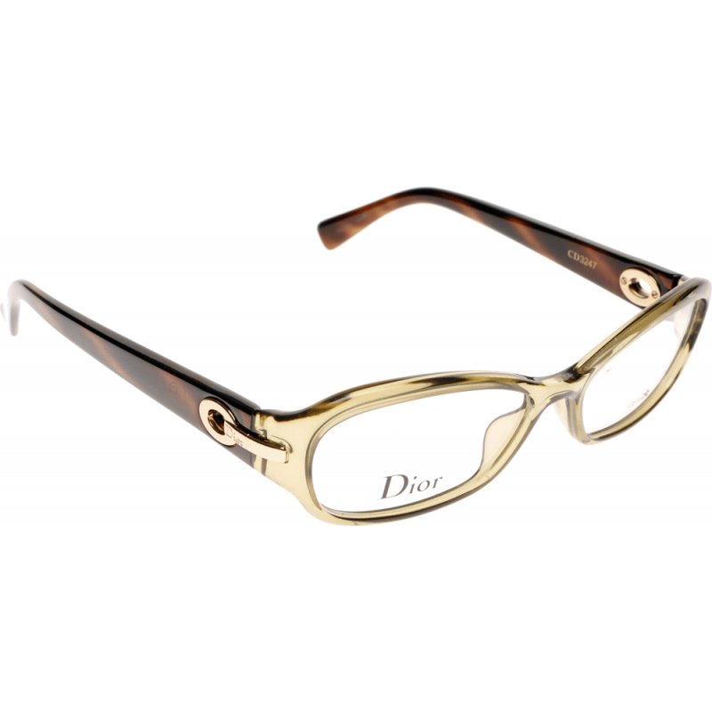 Eyeglass Frames Dior : Dior CD3247 53Z 53 Glasses - Shade Station