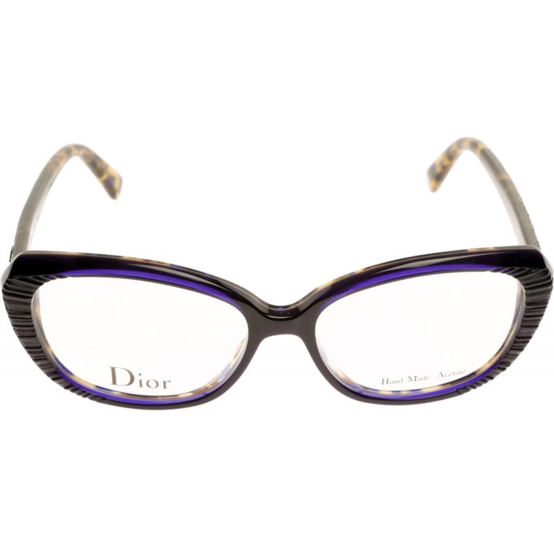 Dior Prescription Eyeglass Frames : Dior CD3248 2BV 52 Glasses - Shade Station