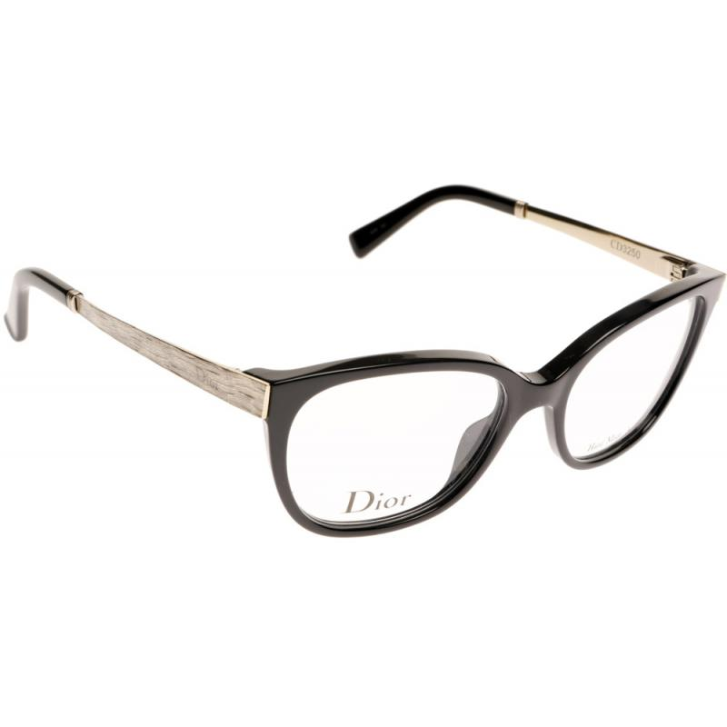 Eyeglass Frames Dior : Dior CD3250 RHP 5016 Glasses - Shade Station