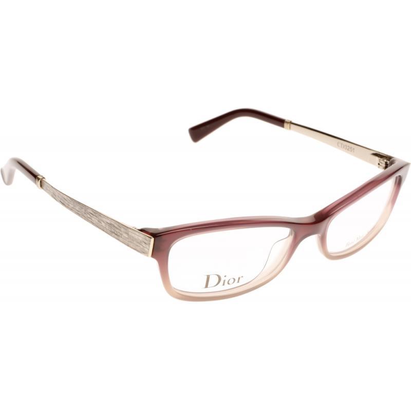 Dior Prescription Eyeglass Frames : Dior CD3251 4TV 5015 Glasses - Shade Station