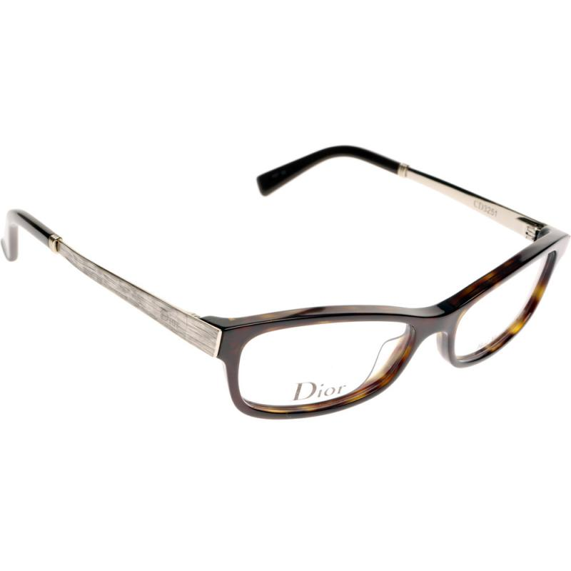 Dior CD3251 AQT 5015 Glasses - Shade Station