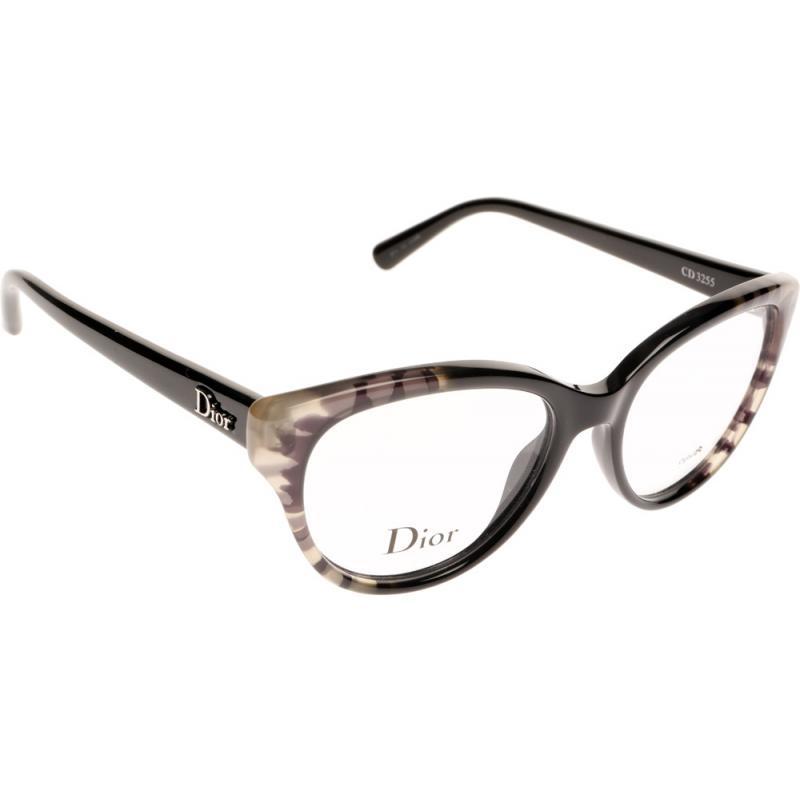 Dior Prescription Eyeglass Frames : Dior CD3255 BPA 5117 Glasses - Shade Station