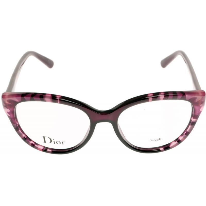 Dior Prescription Eyeglass Frames : Dior CD3255 BPK 5117 Glasses - Shade Station