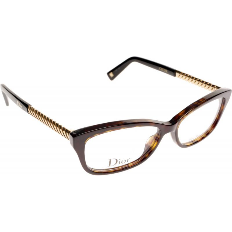 Eyeglass Frames Dior : Dior CD3258 ANT 5214 Glasses - Shade Station