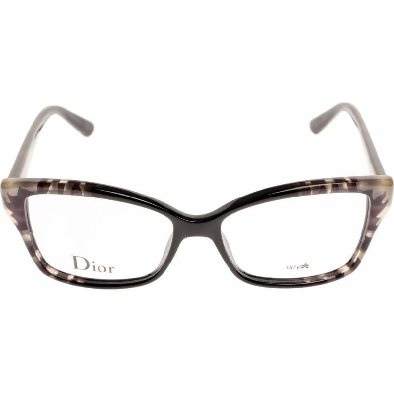 Dior Prescription Eyeglass Frames : Dior CD3260 BPA 5215 Glasses - Shade Station