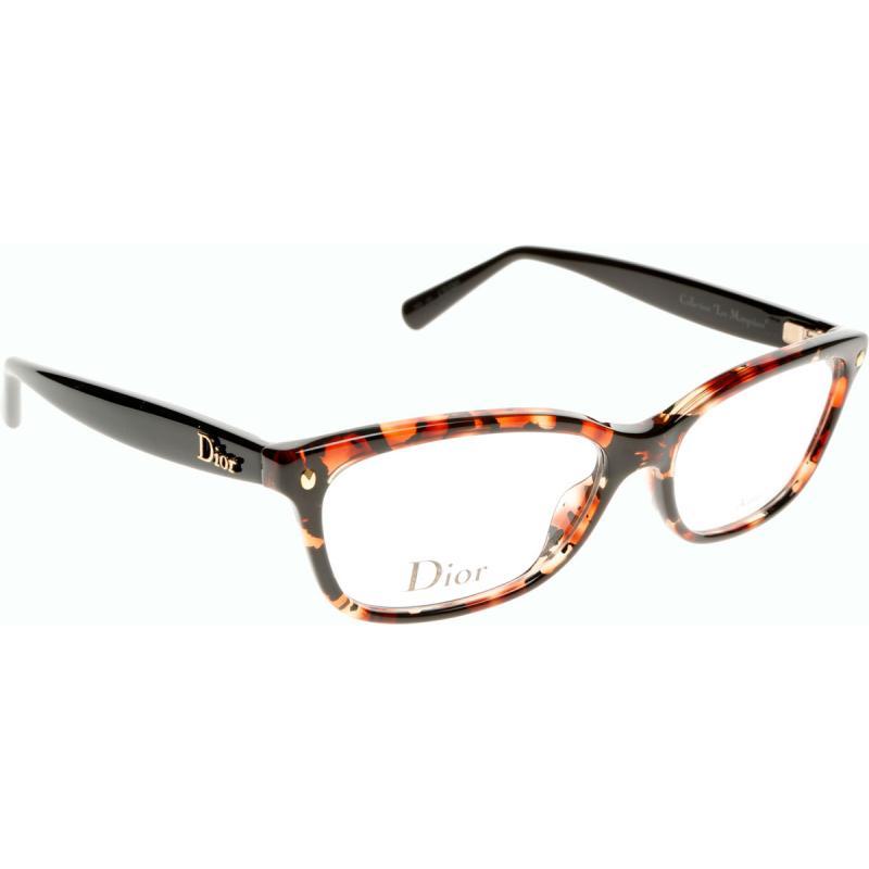 Dior Prescription Eyeglass Frames : Dior CD3265 EED 54 Glasses - Shade Station