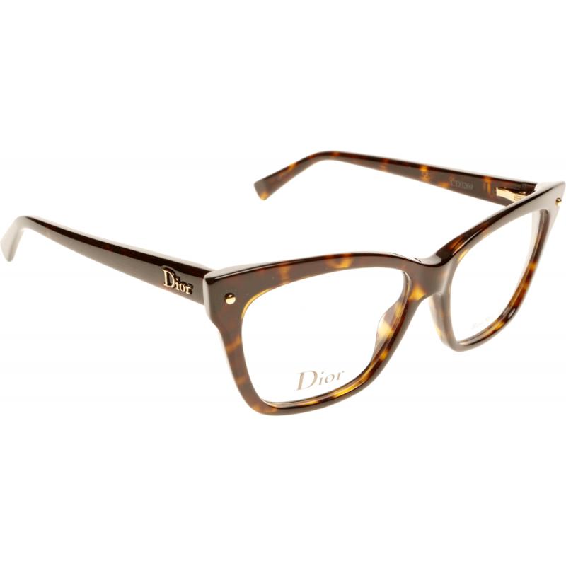 Dior Prescription Eyeglass Frames : Dior CD3269 086 54 Glasses - Shade Station