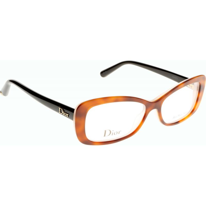 Dior CD3272 3IE 53 Glasses - Shade Station