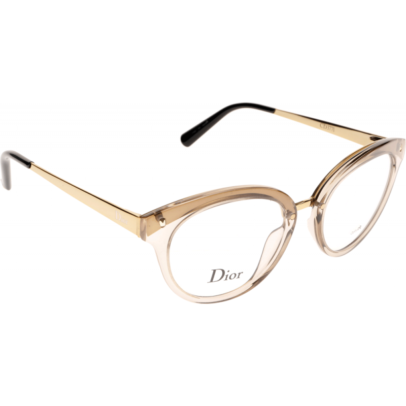 Eyeglass Frames Dior : Dior CD3771 F0M 50 Glasses - Shade Station