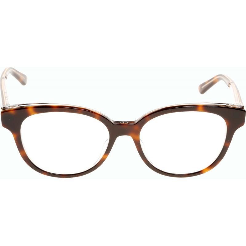 Dior Prescription Eyeglass Frames : small Dior Glasses: Montaigne 1 - image 1