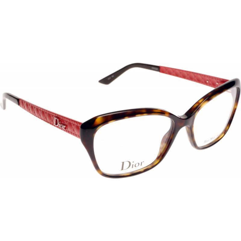 Dior Prescription Eyeglass Frames : Dior CD3221 GCG 5315 Glasses - Shade Station