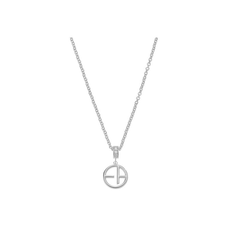 emporio armani necklace eg3195040 jewellery shade station