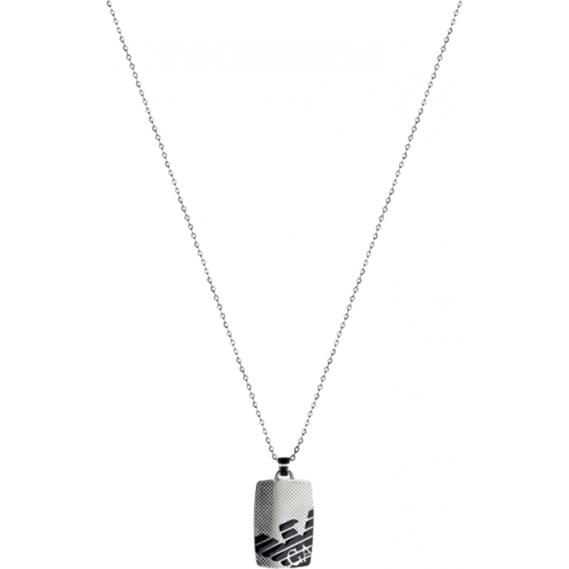 emporio armani necklace egs1092 jewellery shade station