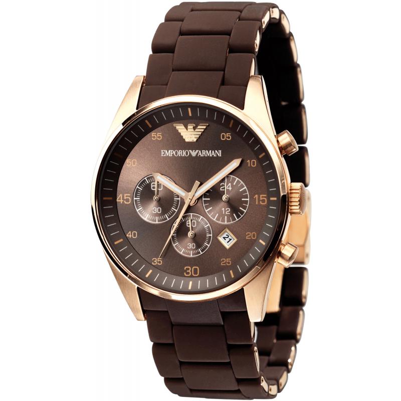 armni watches