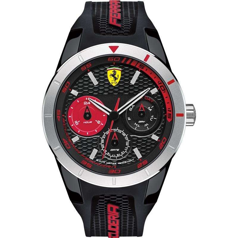 scuderia ferrari red rev t 0830254 watch shade station. Cars Review. Best American Auto & Cars Review