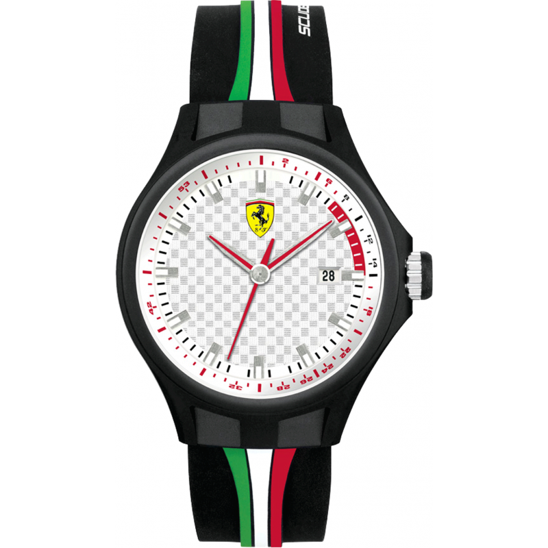 scuderia ferrari pit crew 0830008 watch shade station. Cars Review. Best American Auto & Cars Review