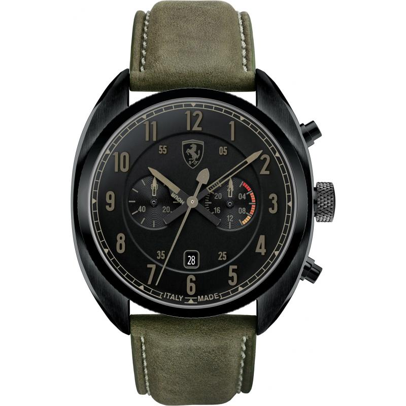 scuderia ferrari limited edition formula italia chrono 0830146 watch shad. Cars Review. Best American Auto & Cars Review