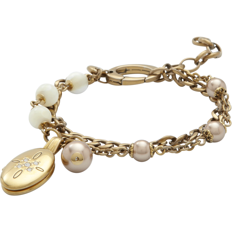 fossil bracelet jf87065 jewellery shade station