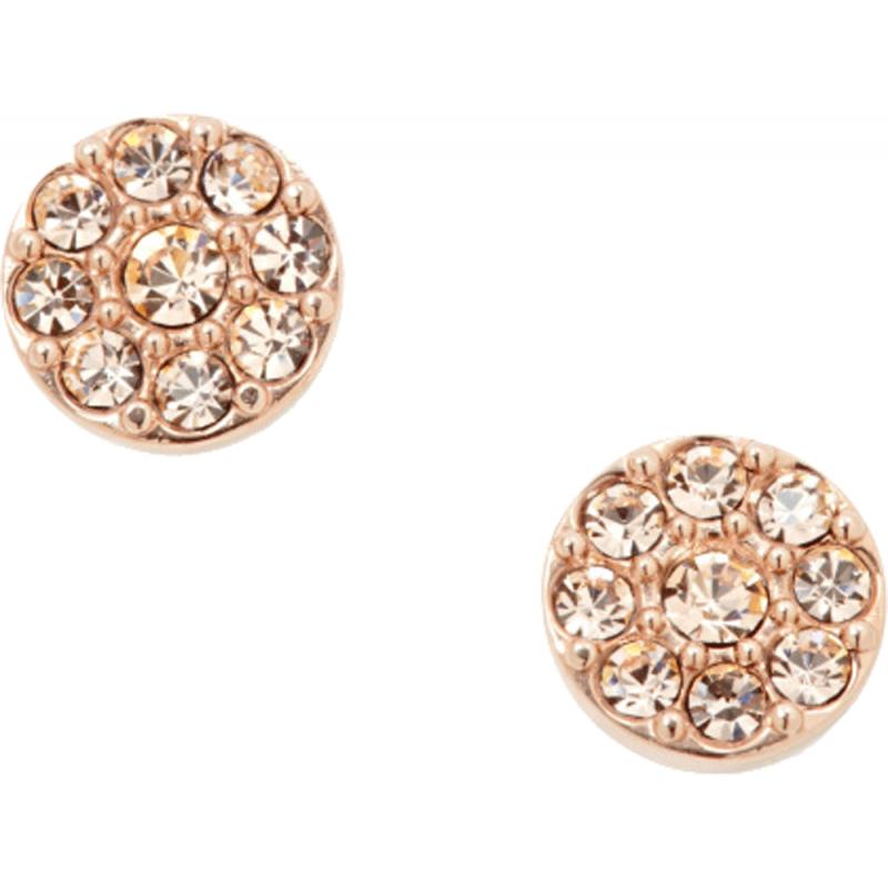 fossil earrings jf00830791 jewellery shade station