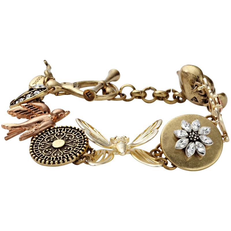 fossil bracelet ja4268 jewellery shade station