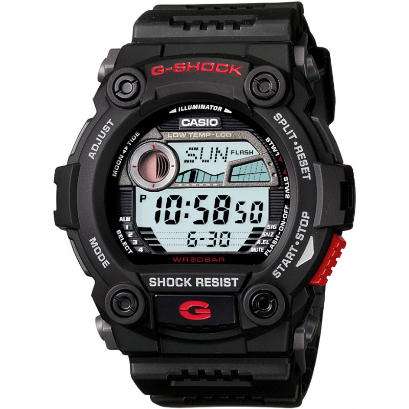 g shock g 7900 1er shade station