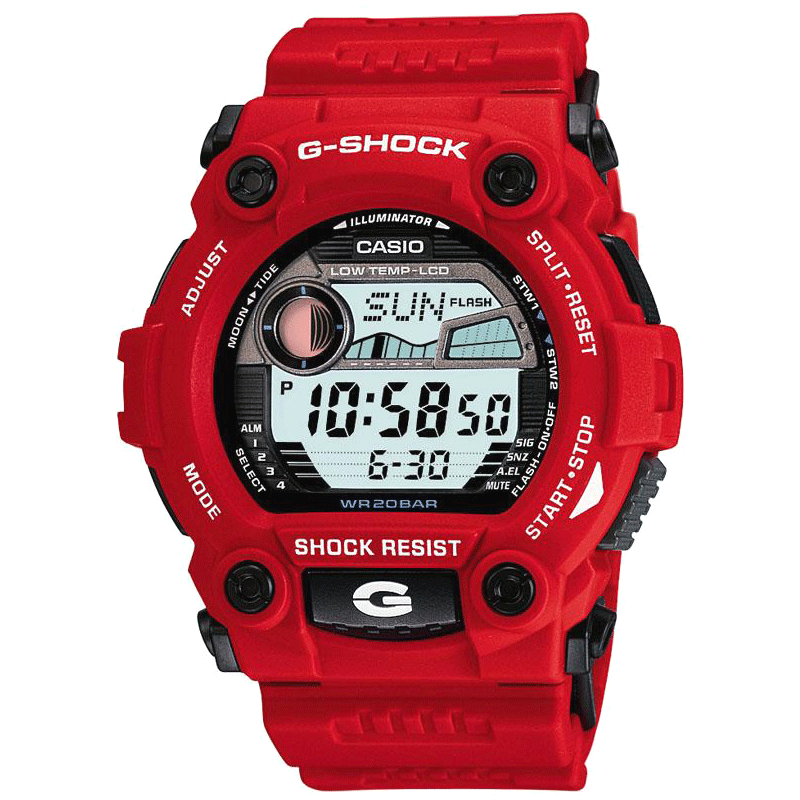 g shock g 7900 4er shade station