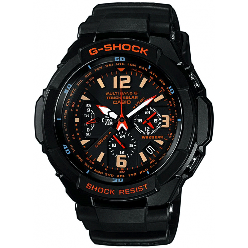 g shock g 100 1bvgw 3000b 1aer shade station