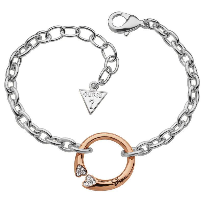 guess rings of bracelet ubb11469 jewellery shade