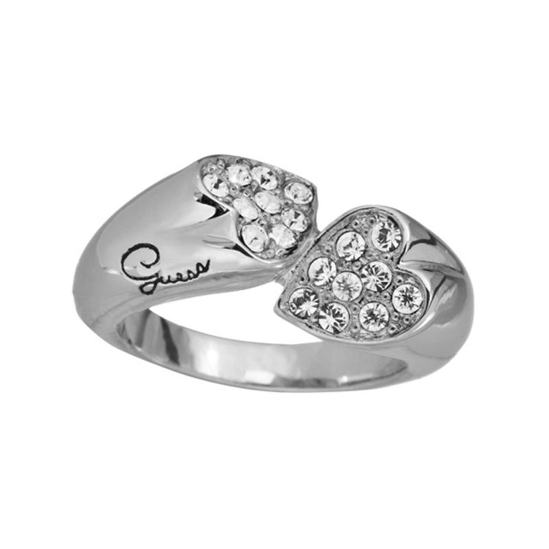 guess rings of ring ubr11404 54 jewellery shade station