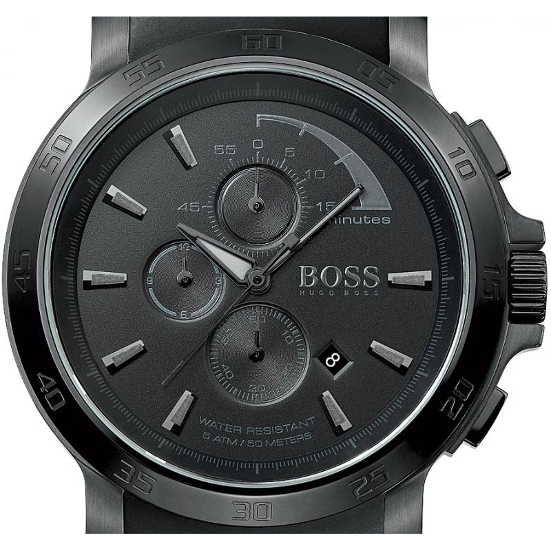 hugo boss black 1512393 watch shade station. Black Bedroom Furniture Sets. Home Design Ideas