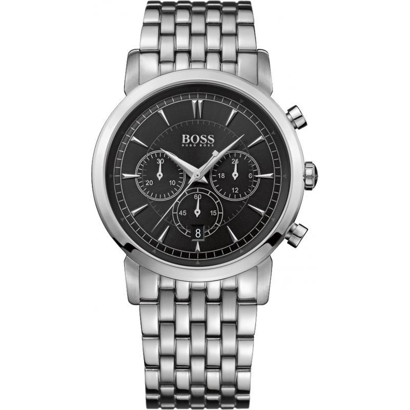 Hugo boss black 1512903 watch shade station for Hugo boss watches