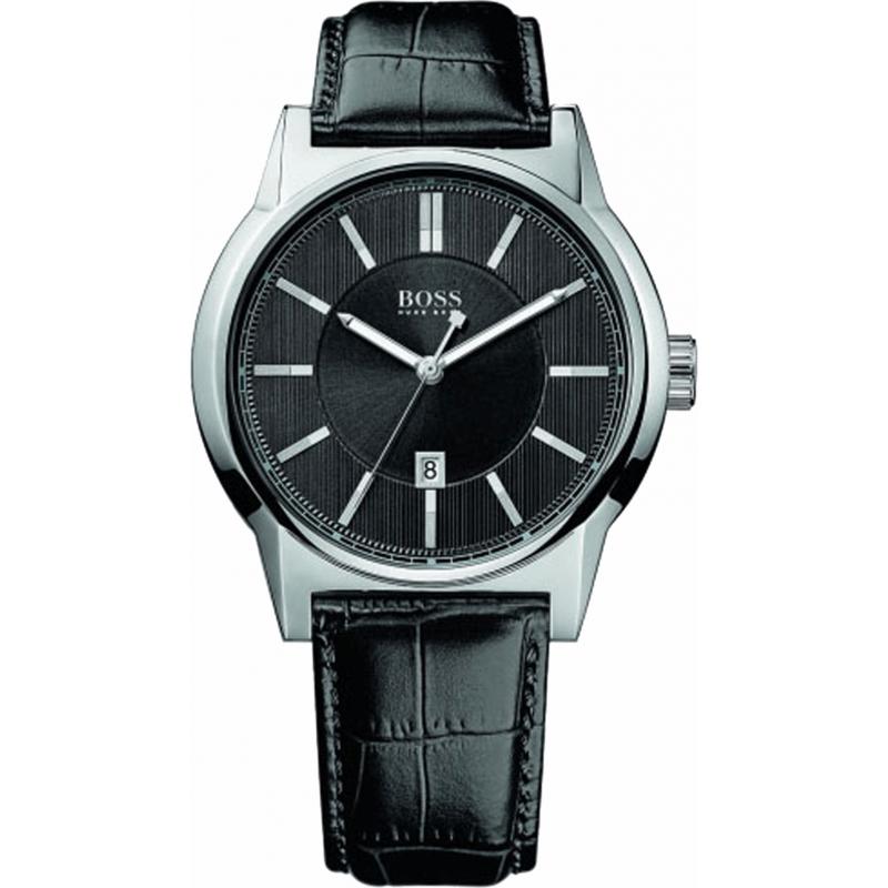 Hugo boss black 1512911 watch shade station for Hugo boss watches