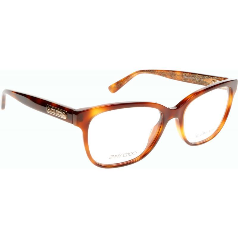 Prescription Jimmy Choo JC109 EHO 52 Glasses