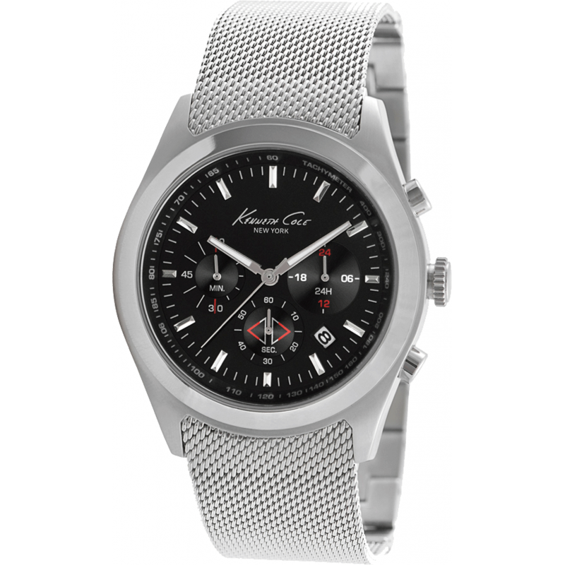kenneth cole mens chronograph kc9202 shade station