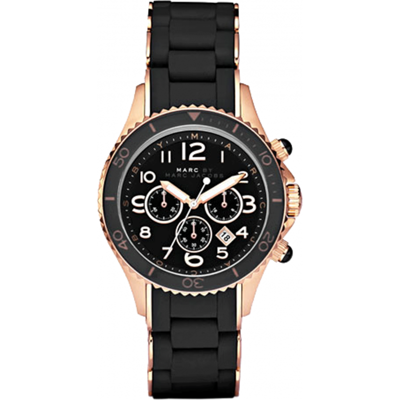 marc by marc jacobs rock chronograph mbm2553 watch shade station. Black Bedroom Furniture Sets. Home Design Ideas