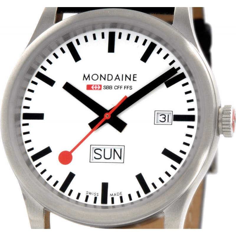 mondaine sport line a667 30308 16sbb shade station