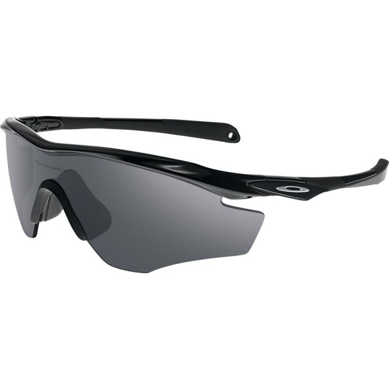 Oakley M2 Frame Glasses : Oakley M2 Frame Polished Black OO9212-01 - Shade Station