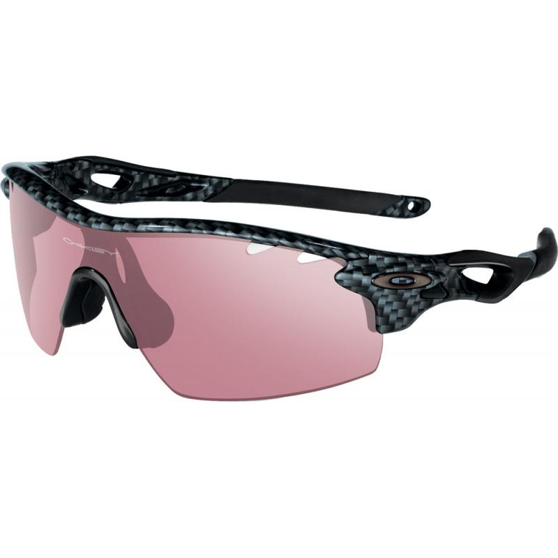 Oakley Radarlock Pitch Carbon Fiber OO9182-14 Golf ...