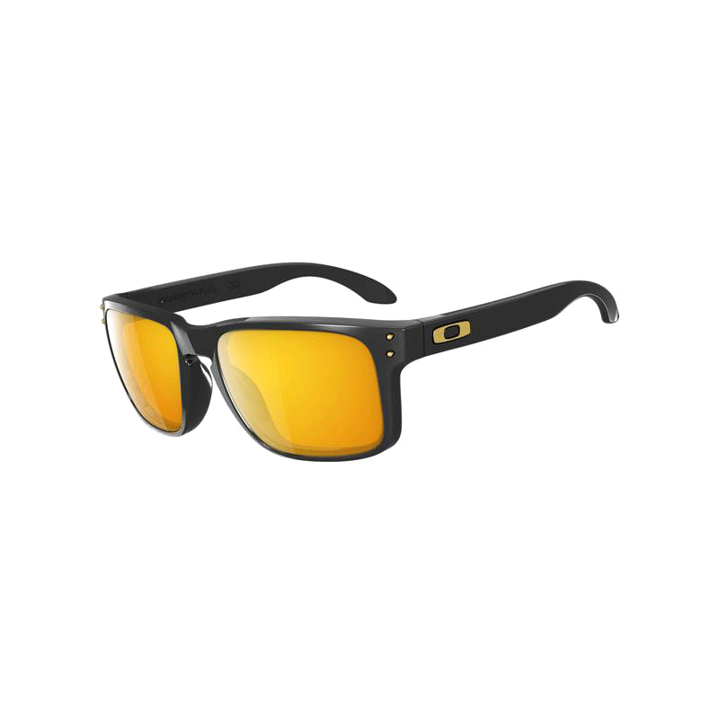 c949392268 Oakley Holbrook Shaun White Signature Series Polished Black OO9102-08 -  Shade Station